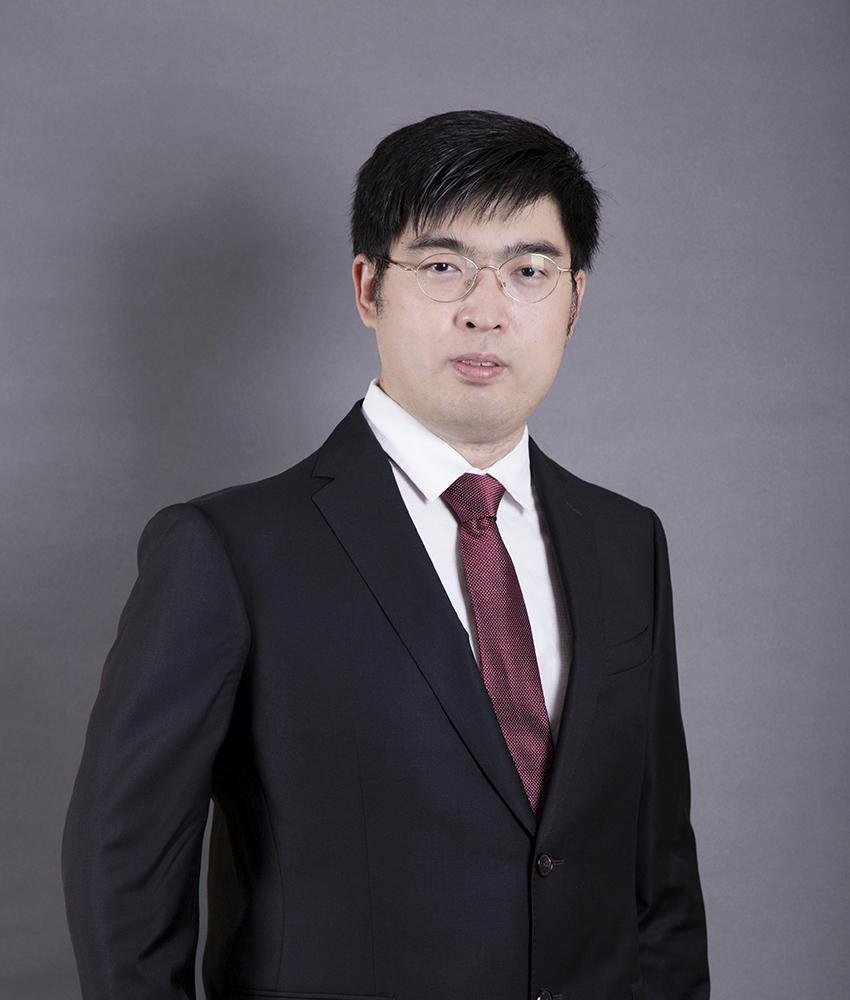 蒋斯明 首席财务官